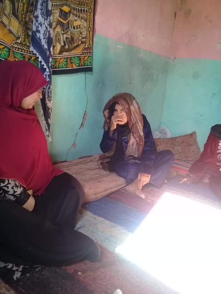 المجلس القومي للمرأة  ينظم فعاليات حملة صوتك لمصر بكرة بجنوب سيناء (1)