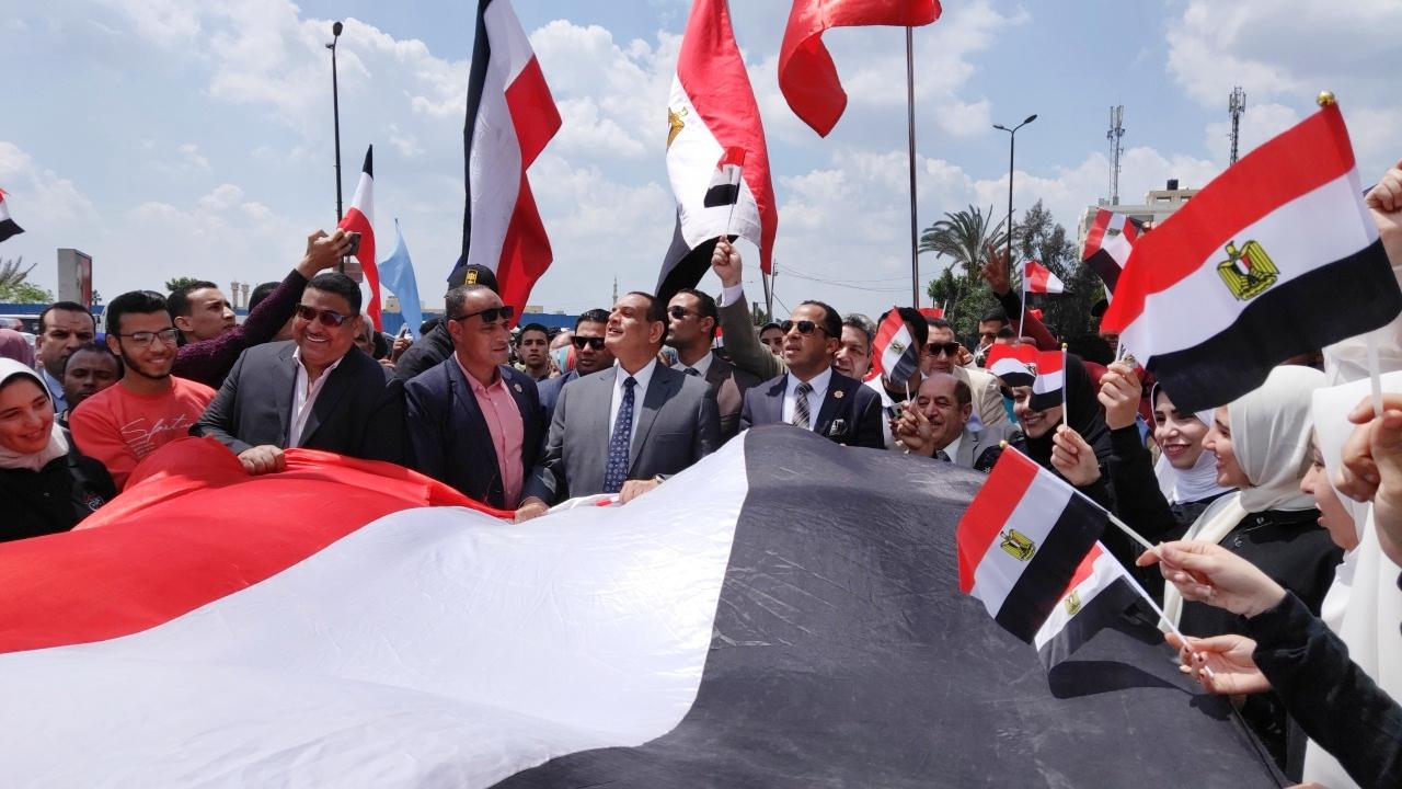 جانب من المسيرة (1)
