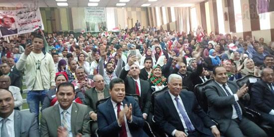 المؤتمر القومي لشباب العمال (16)