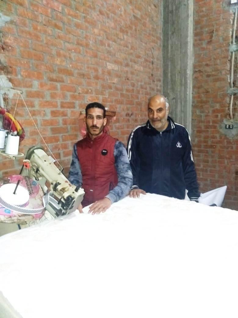 تنمية المشروعات يحقق حلم شعبان محمد ( (10)