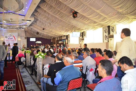 مؤتمر عمالي لحزب مستقبل وطن في محافظة الإسماعيلية (4)