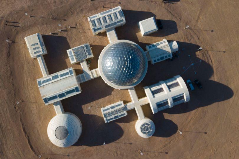 محاكاة المريخ