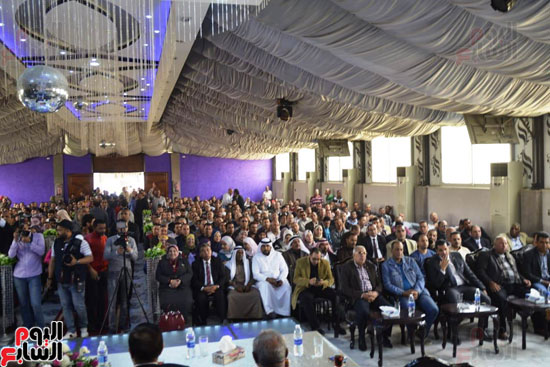 مؤتمر عمالي لحزب مستقبل وطن في محافظة الإسماعيلية (3)