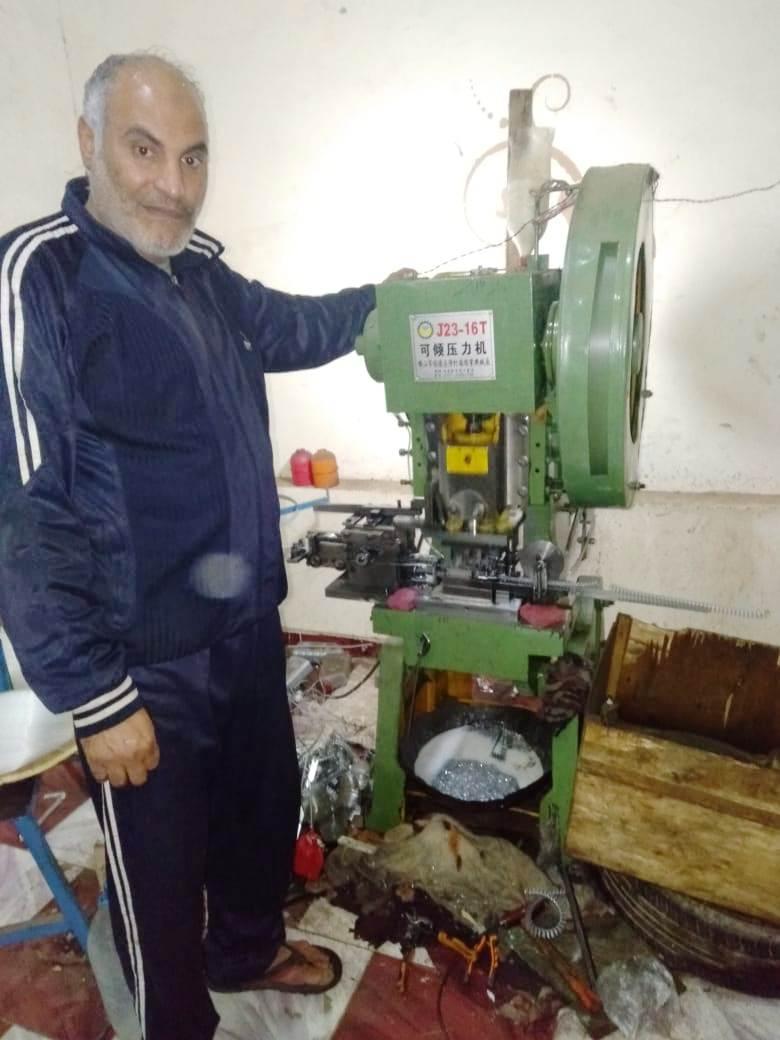 تنمية المشروعات يحقق حلم شعبان محمد ( (13)