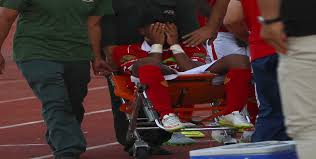 بامبو خلال الاصابة