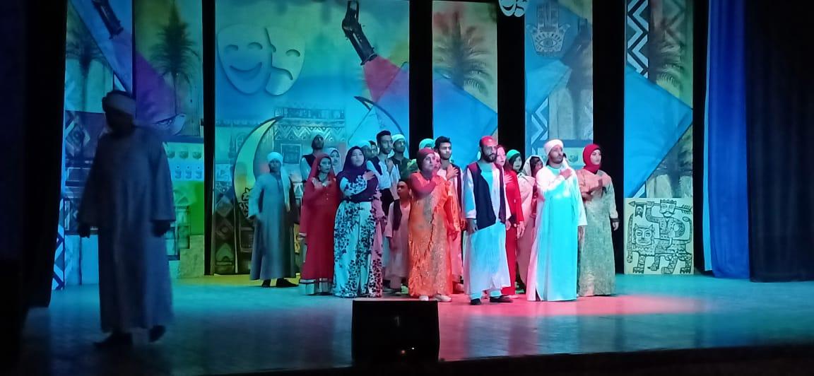 مصر والمغرب تتوجان بجوائز الدورة الرابعة لمهرجان مسرح الجنوب