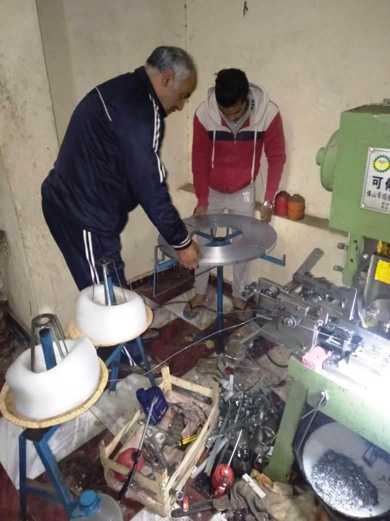 تنمية المشروعات يحقق حلم شعبان محمد ( (14)