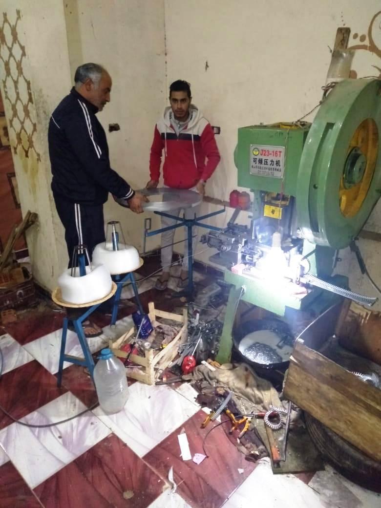 تنمية المشروعات يحقق حلم شعبان محمد ( (8)