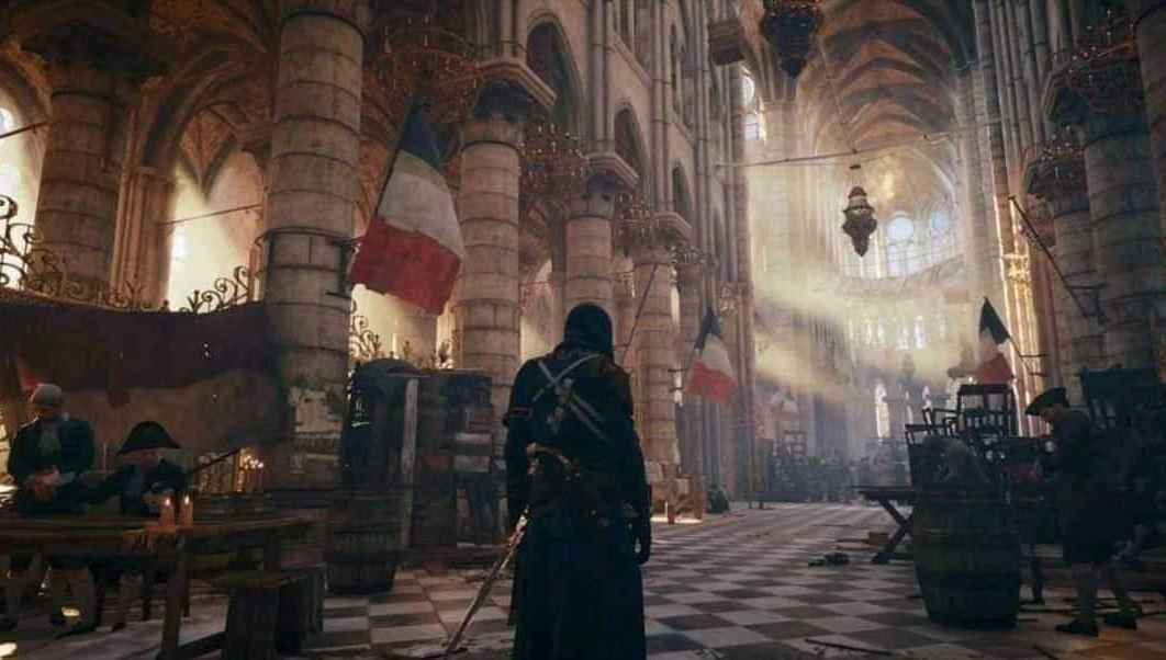 الشخصية الرئيسية فى لعبة Assassins Creed