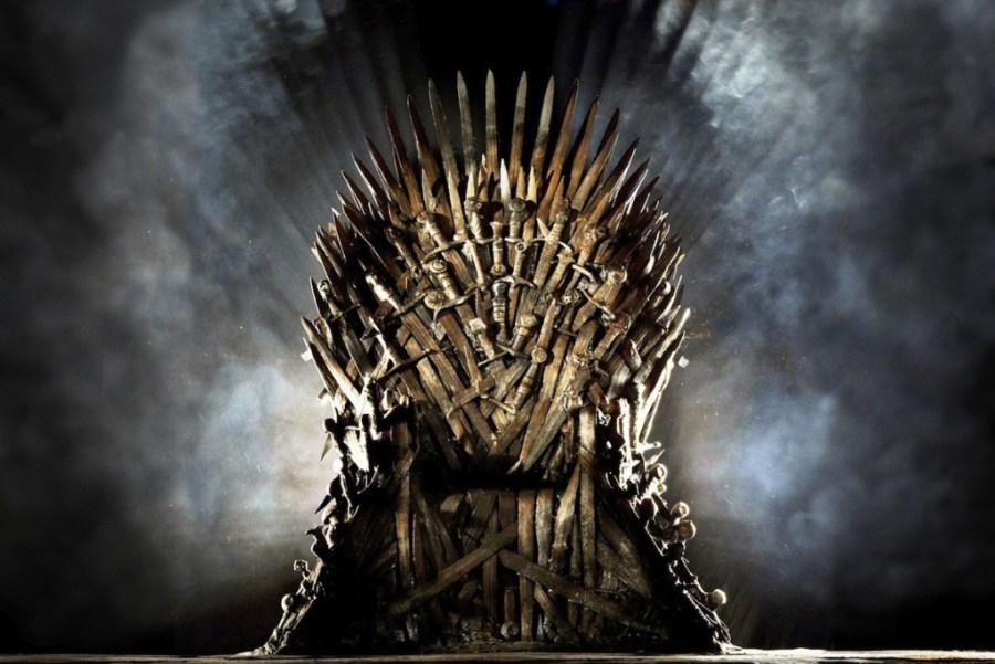 العرش الحديدى