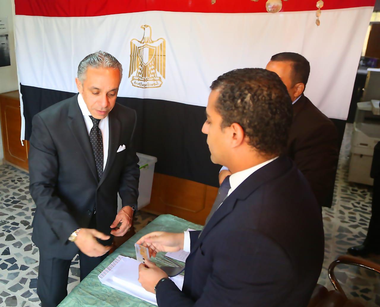 السفير علاء موسى (2)