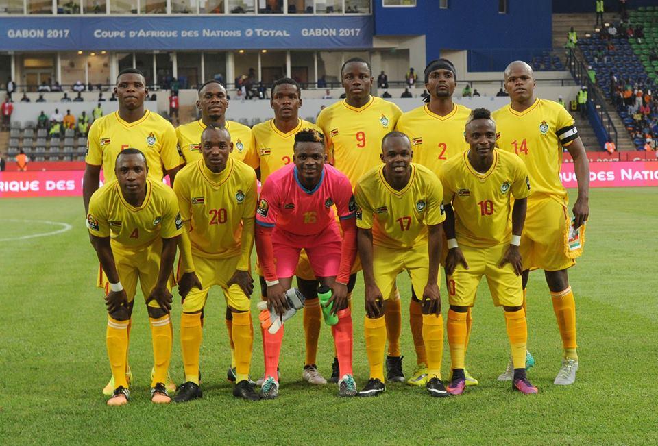 منتخب زيمبابوى 2019