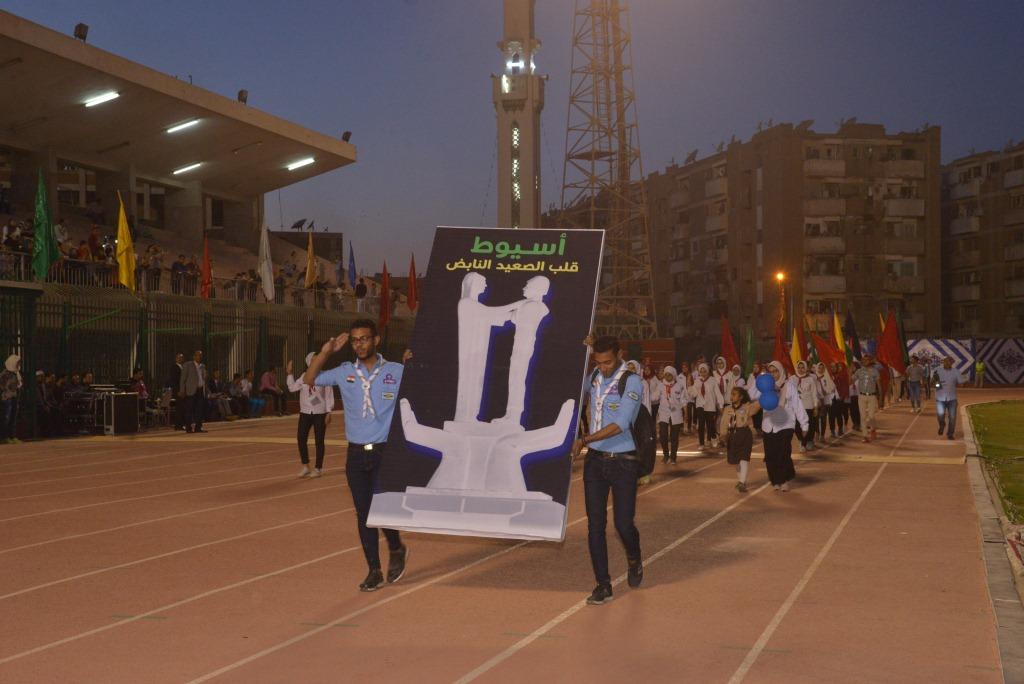 الحفل الختامى للعيد القومى للمحافظة (6)
