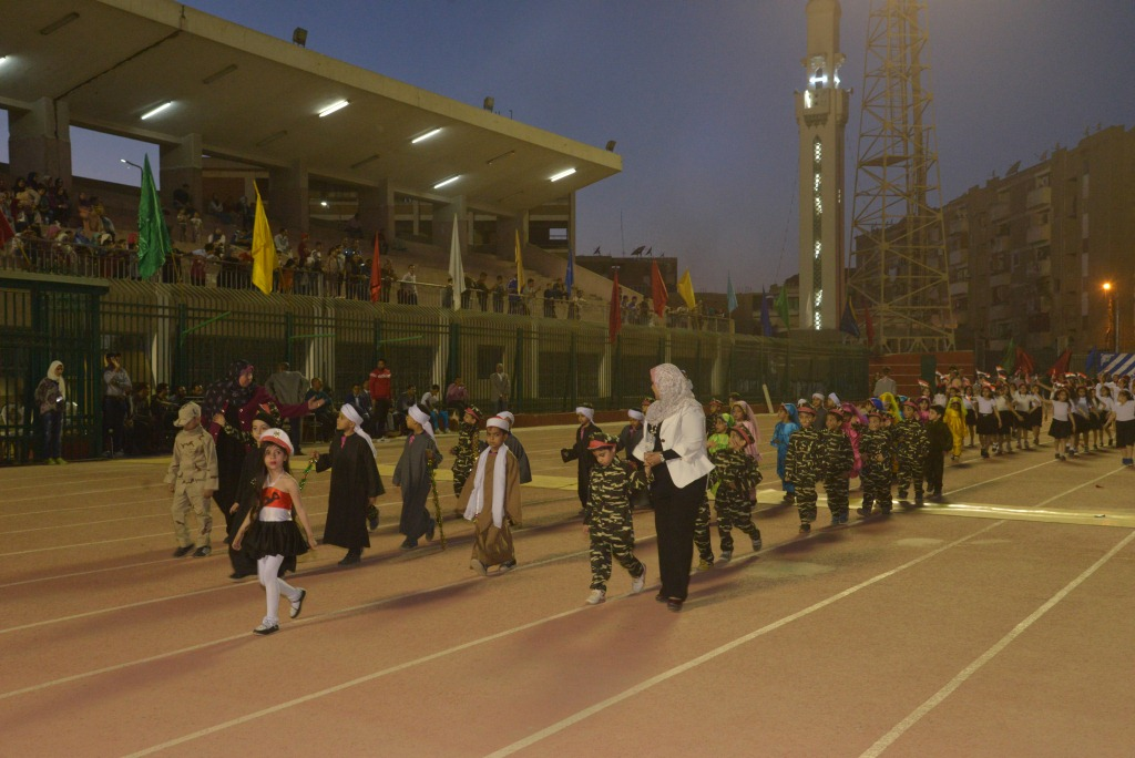 الحفل الختامى للعيد القومى للمحافظة (7)