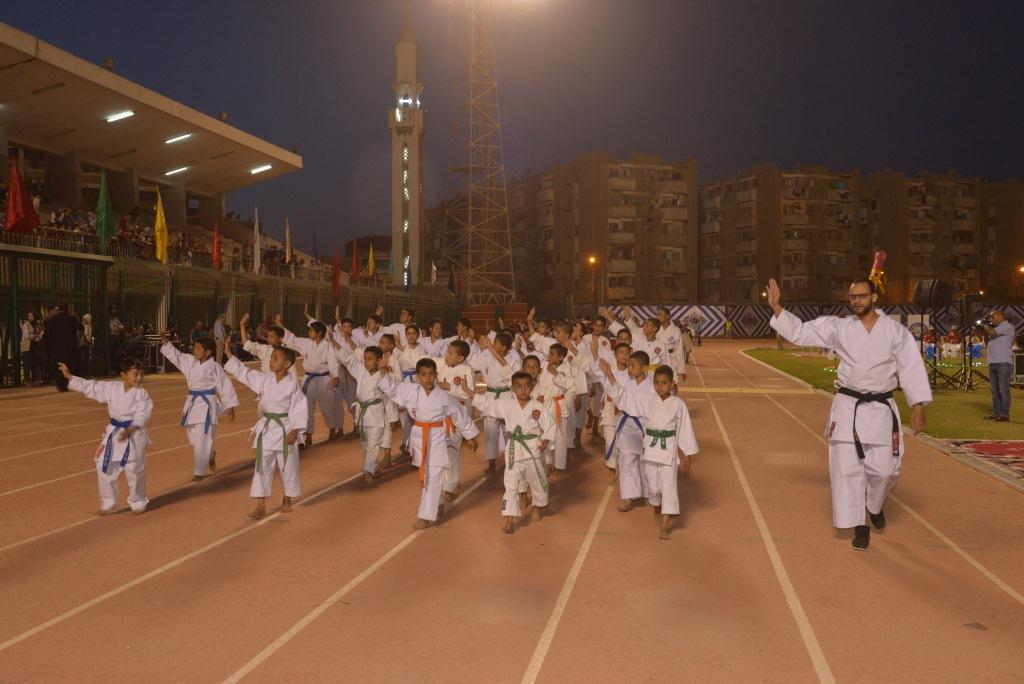 الحفل الختامى للعيد القومى للمحافظة (10)