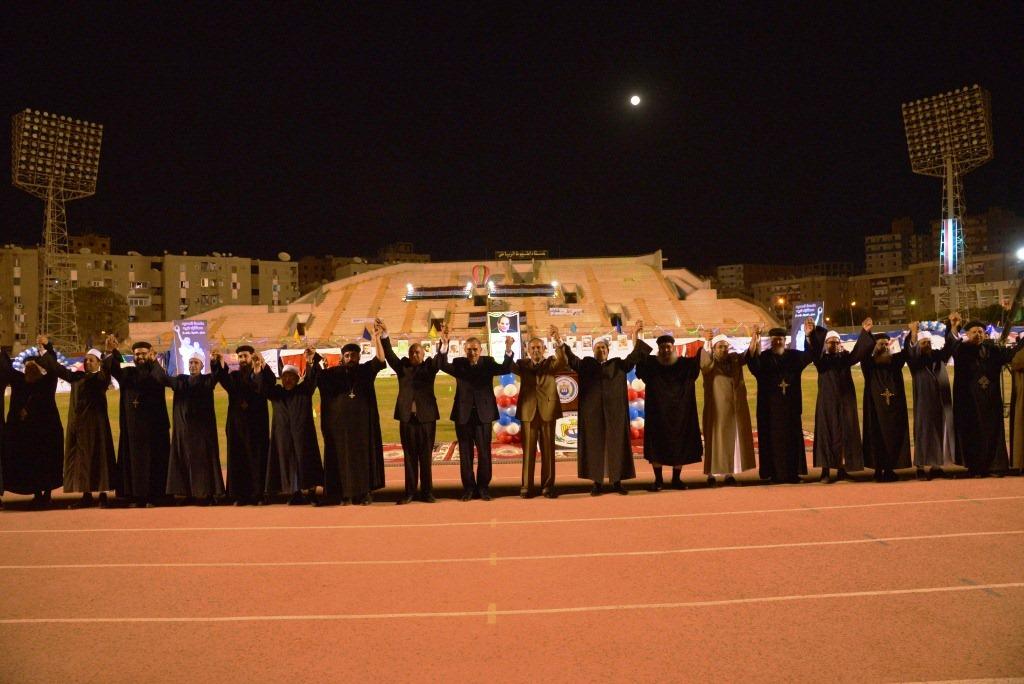 الحفل الختامى للعيد القومى للمحافظة (14)
