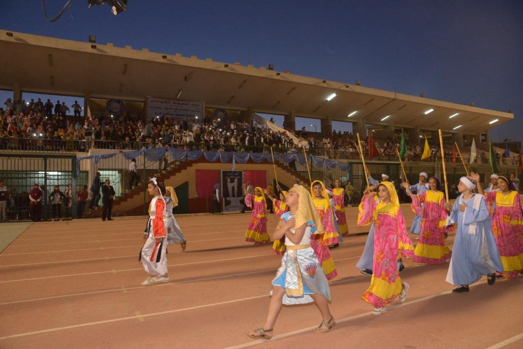الحفل الختامى للعيد القومى للمحافظة (9)
