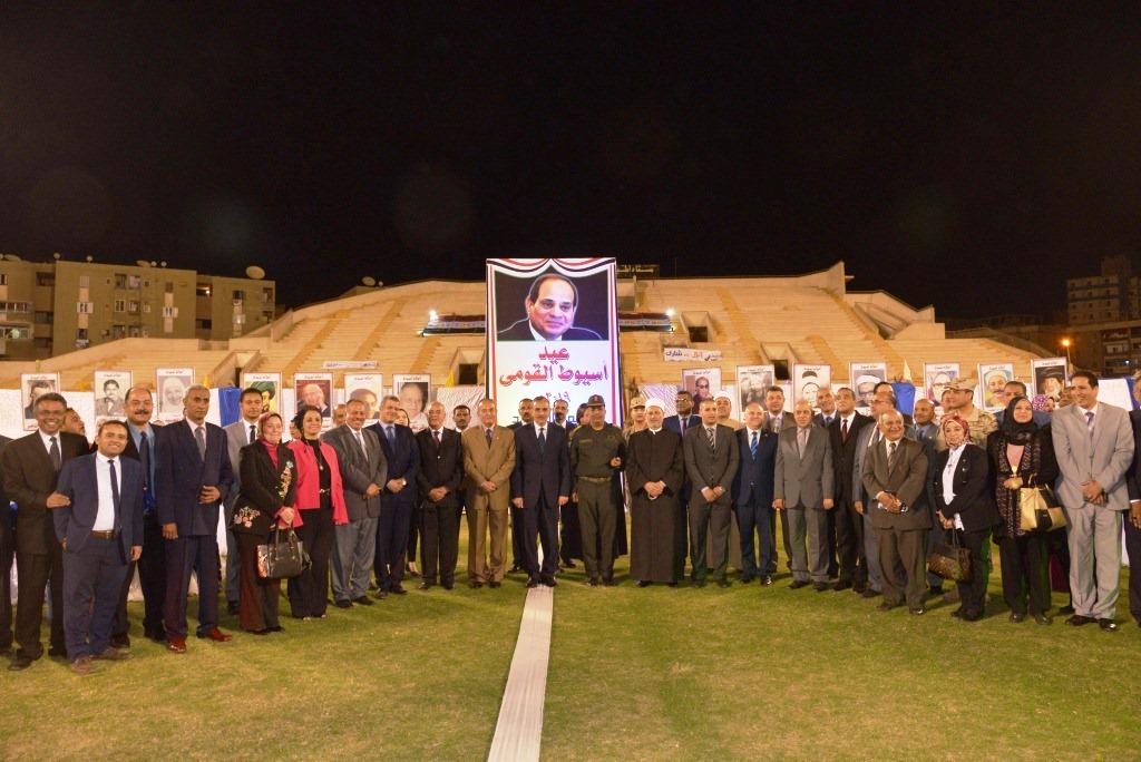 الحفل الختامى للعيد القومى للمحافظة (2)
