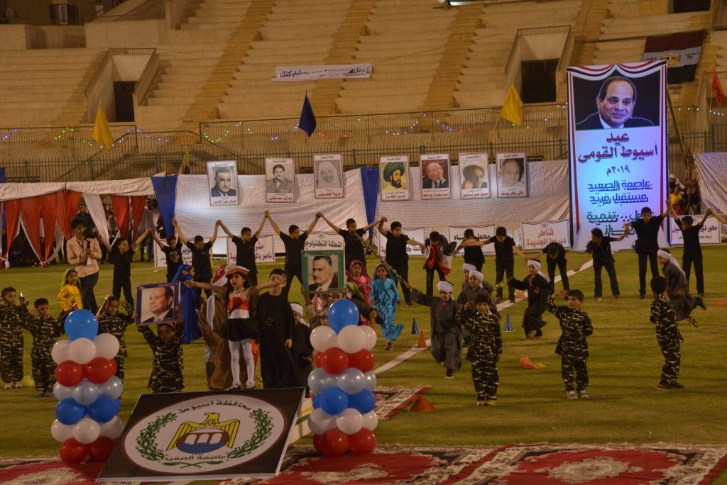 الحفل الختامى للعيد القومى للمحافظة (18)