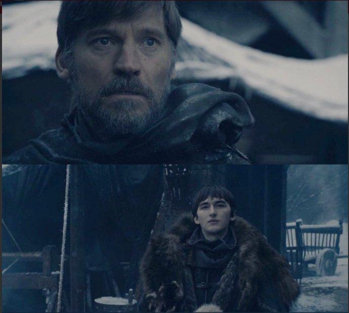Jaime Lannister Bran Stark game of thrones