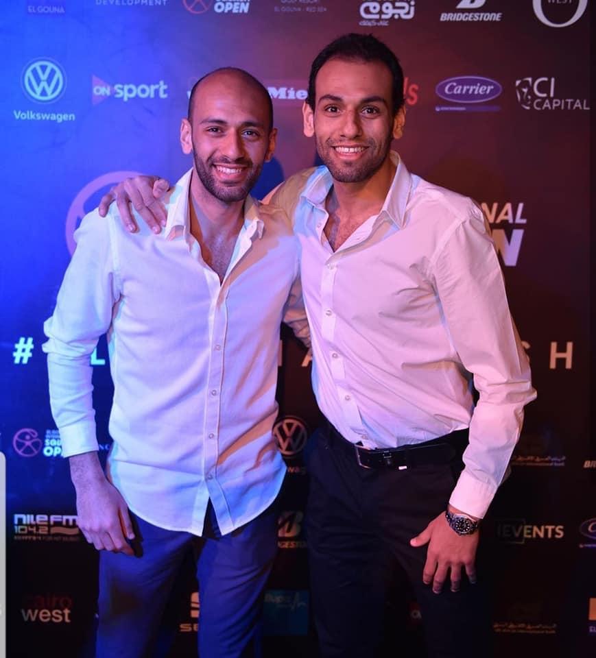 محمد ومروان الشوربجى