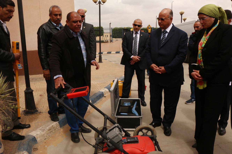 جولة اللواء خالد عبد العال محافظ القاهرة  (4)