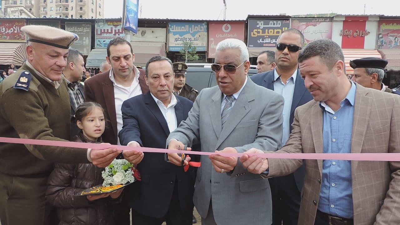 جانب من معرض كلنا واحد لمديرية امن كفر الشيخ   (3)
