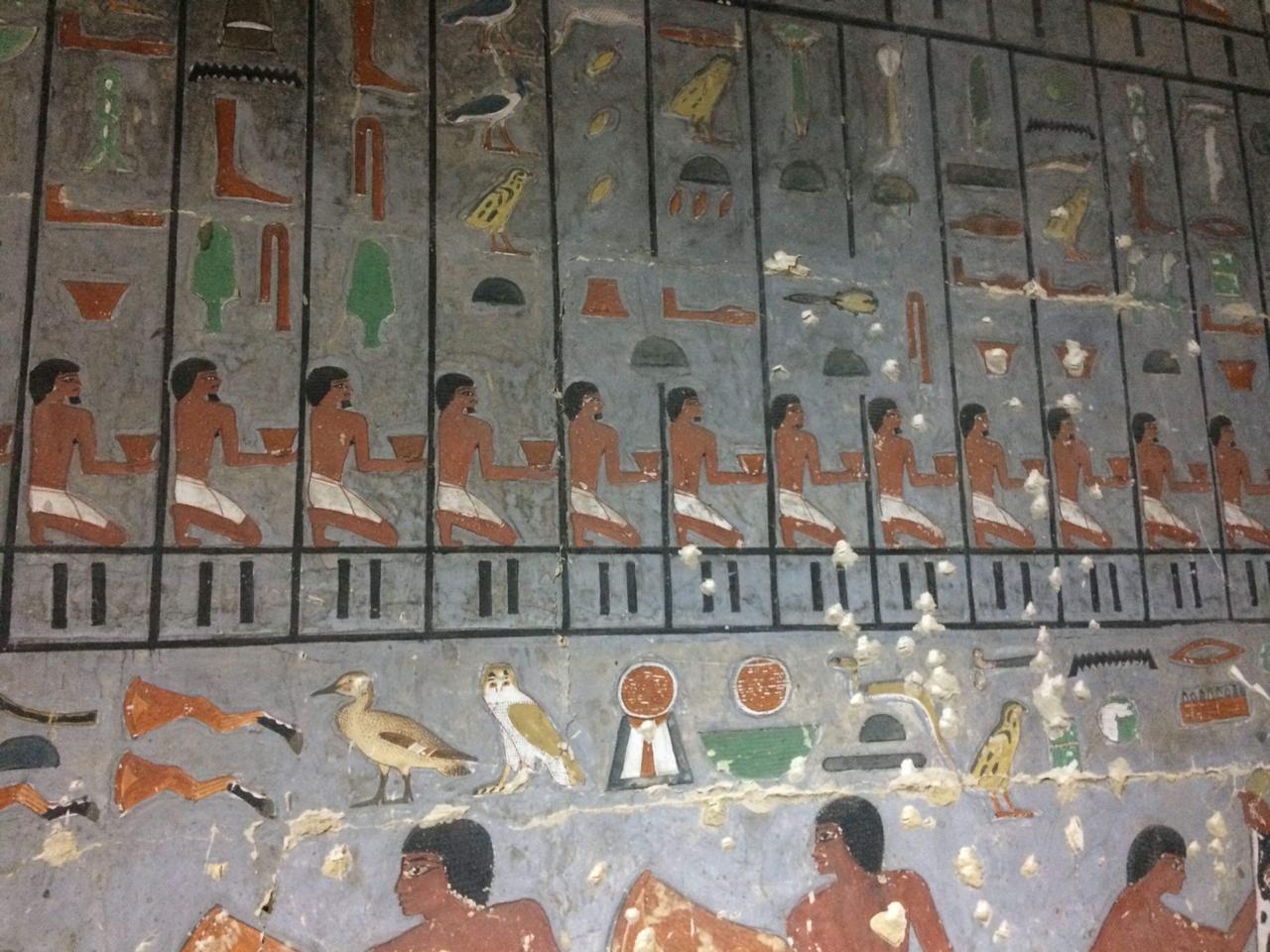 المقبرة المكتشفة (7)