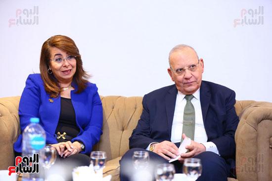 بروتوكول تعاون بين وزارة التضامن وصندوق مكافحة الادمان (1)