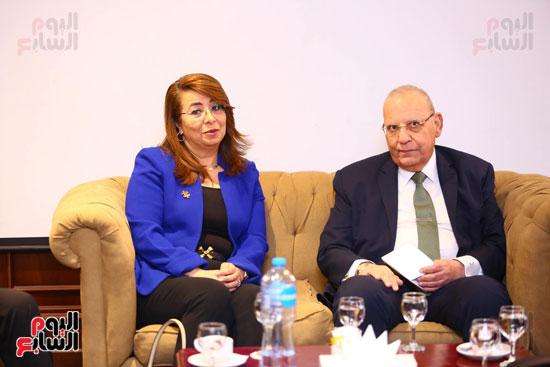 بروتوكول تعاون بين وزارة التضامن وصندوق مكافحة الادمان (3)