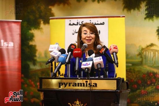 بروتوكول تعاون بين وزارة التضامن وصندوق مكافحة الادمان (8)