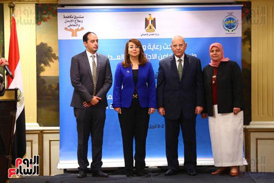 بروتوكول تعاون بين وزارة التضامن وصندوق مكافحة الادمان (15)