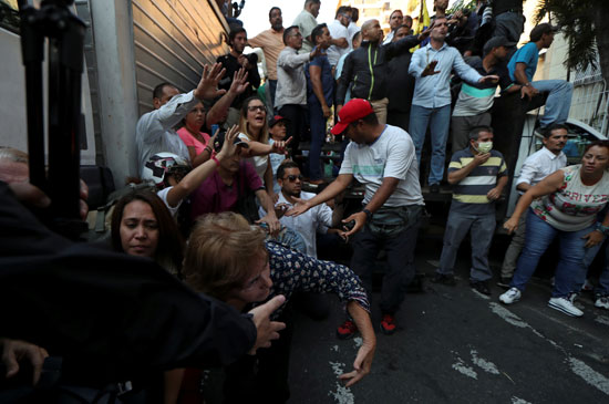 المعارضة-فى-فنزويلا