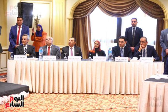 بروتوكول تعاون بين وزارة التضامن وصندوق مكافحة الادمان (7)