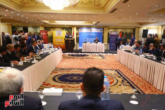 بروتوكول تعاون بين وزارة التضامن وصندوق مكافحة الادمان (9)