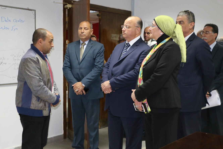 جولة اللواء خالد عبد العال محافظ القاهرة  (2)