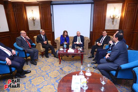 بروتوكول تعاون بين وزارة التضامن وصندوق مكافحة الادمان (2)