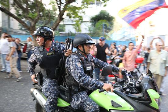 شرطة-فنزويلا
