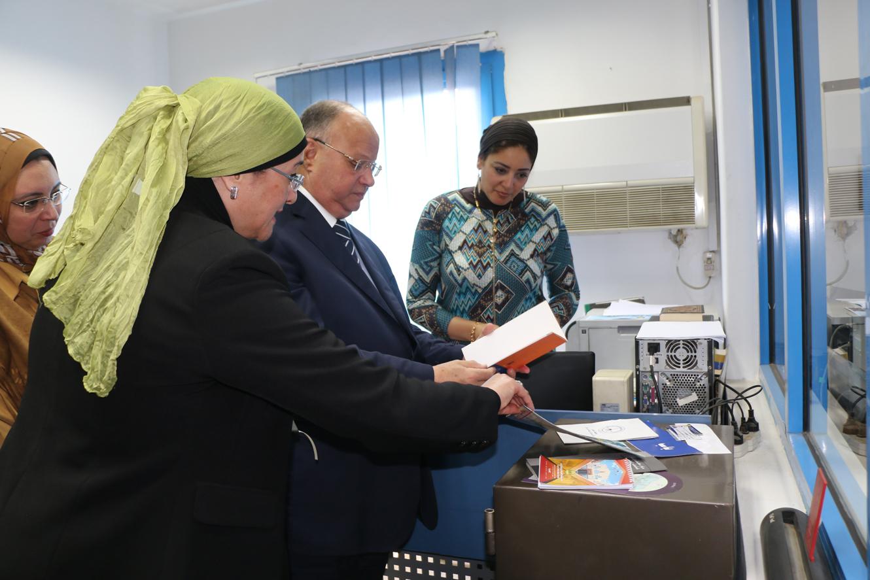 جولة اللواء خالد عبد العال محافظ القاهرة  (1)