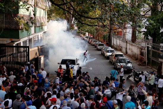 مظاهرات-فنزويلا