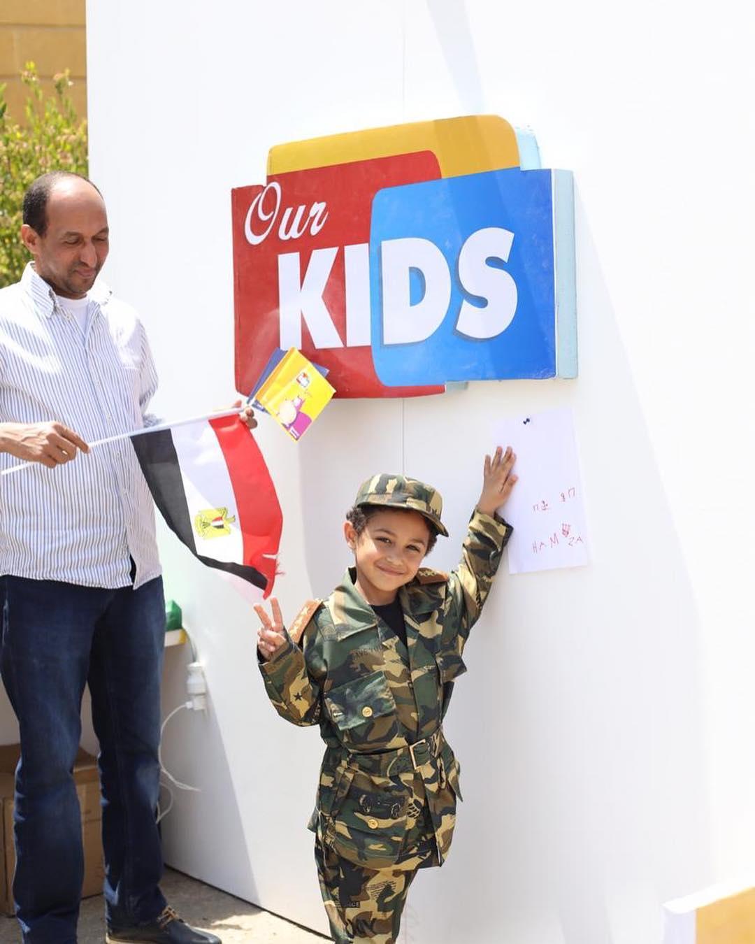 أجواء احتفالية فى مدن القاهرة الجديدة (14)