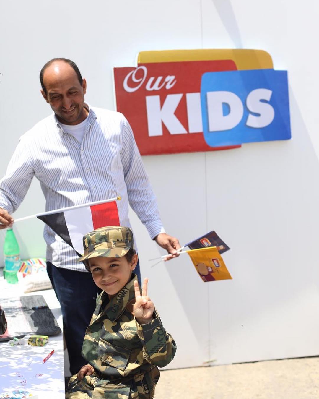 أجواء احتفالية فى مدن القاهرة الجديدة (16)
