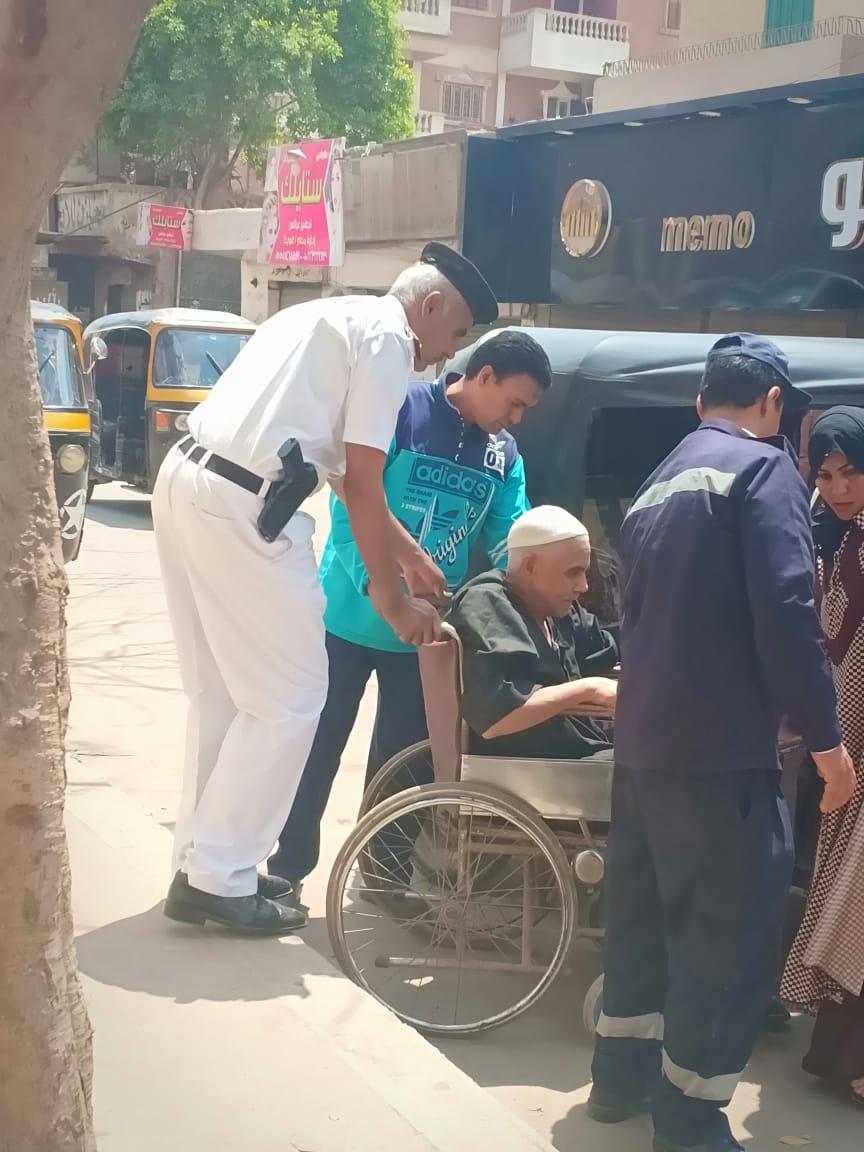لجيش والشرطة في خدمة للمصريين (2)