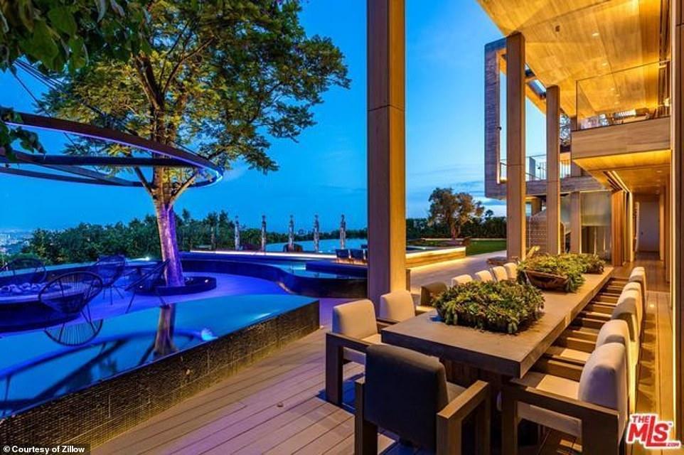 المنزل الفخم يبلغ سعره 88 مليون دولار (2)
