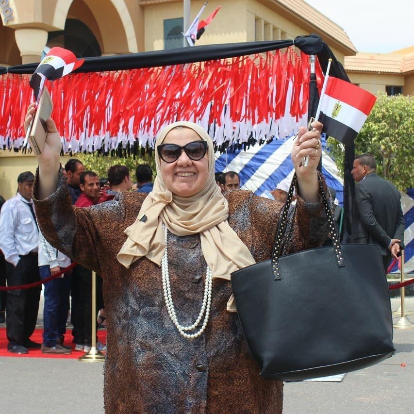 أجواء احتفالية فى مدن القاهرة الجديدة (6)