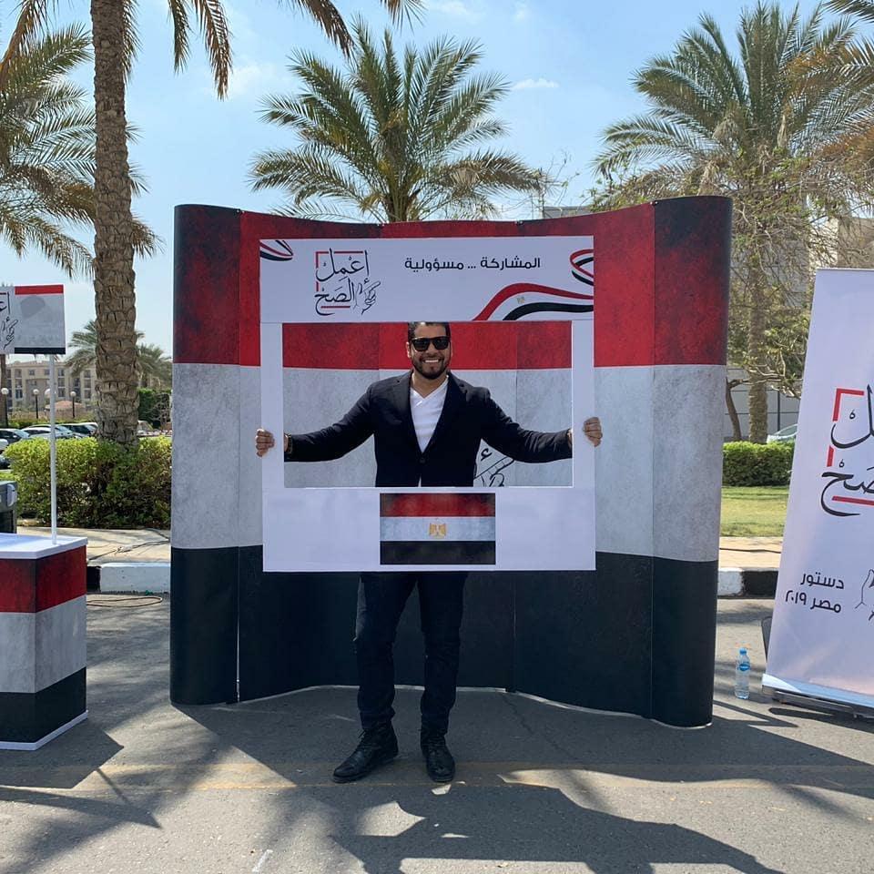 أجواء احتفالية فى مدن القاهرة الجديدة (11)