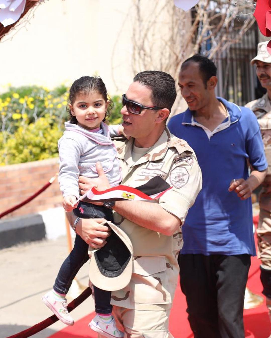 أجواء احتفالية فى مدن القاهرة الجديدة (12)