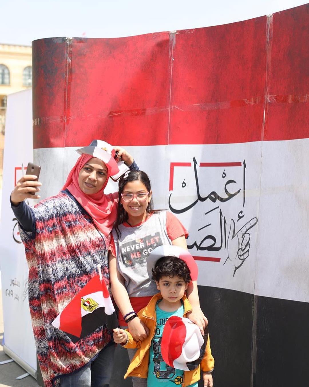 أجواء احتفالية فى مدن القاهرة الجديدة (21)