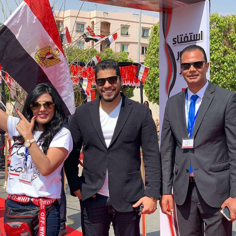 أجواء احتفالية فى مدن القاهرة الجديدة (3)