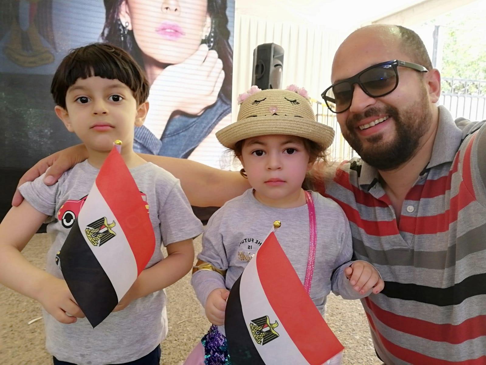 اطفال مصر